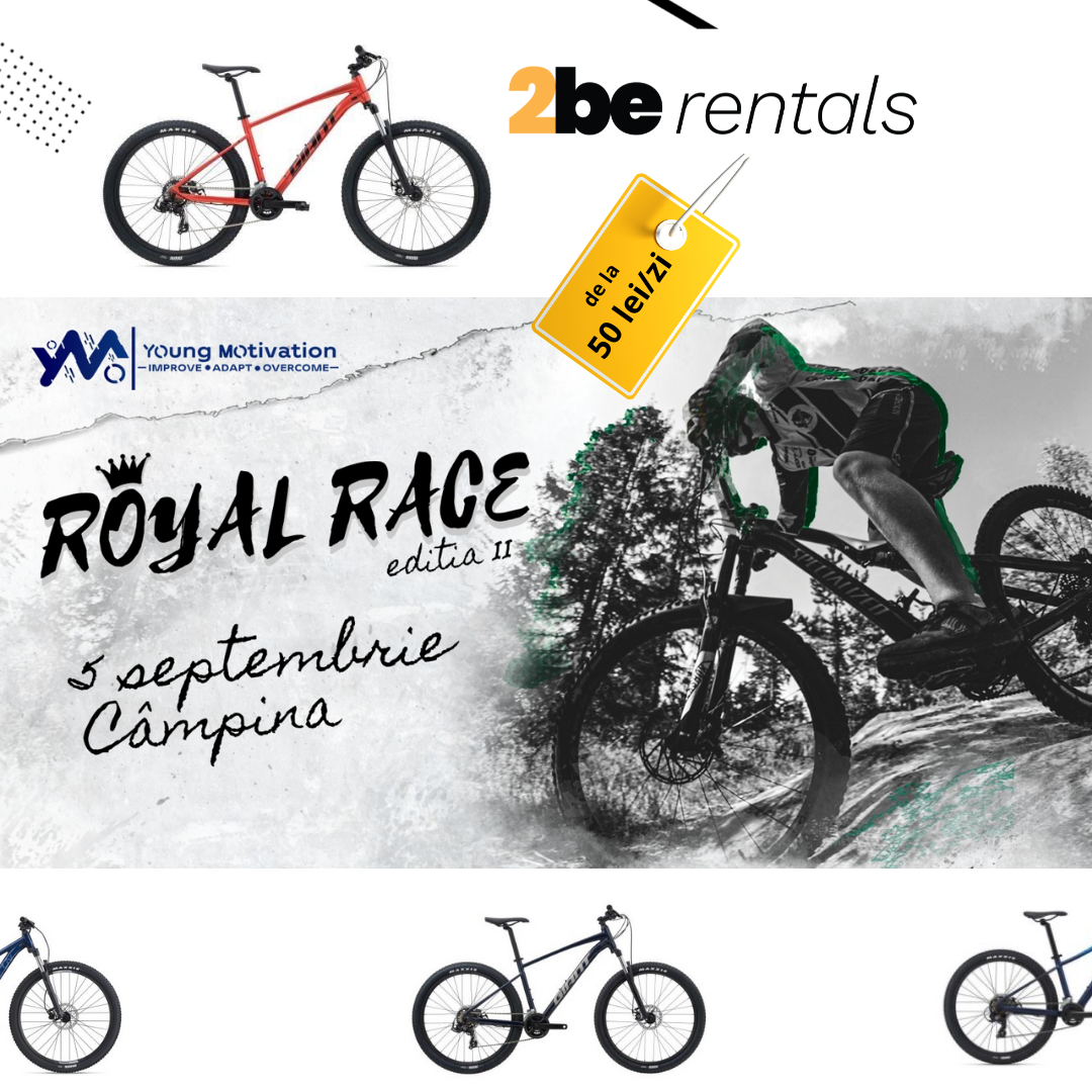 prezentare biciclete mtb royal race